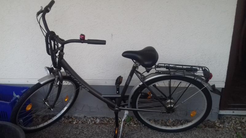 Fahrrad Cityrad Fischer