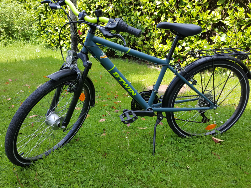 City Bike Rockrider 540