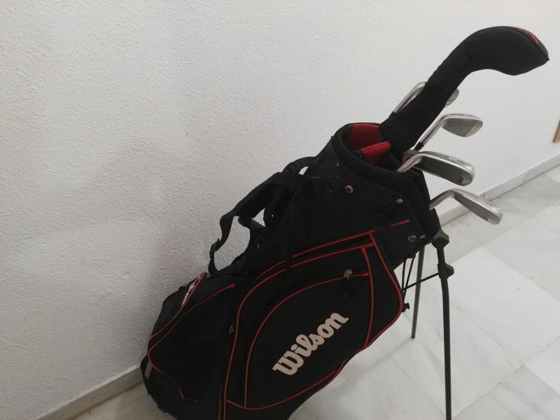 9cd1038f74901 Palos de Golf Wilson Pro Staff HDL Medio Set Adulto