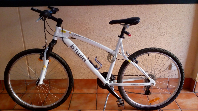 Bici Mtb Rockrider 51