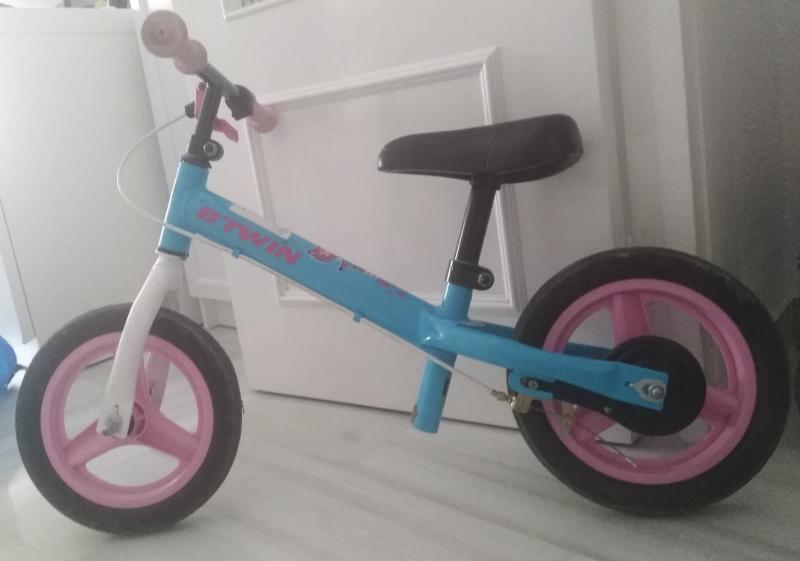 Bicicleta equilibrio Fuengirola