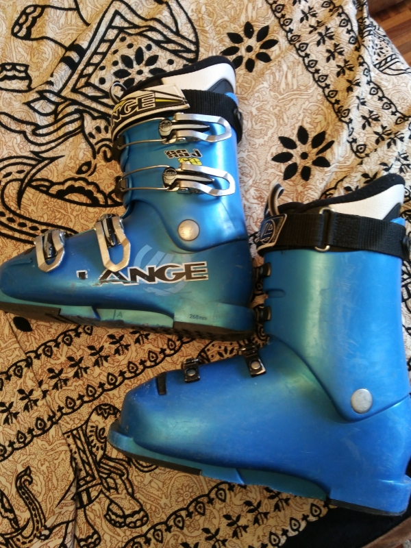 Bota Ski Junior Lange Rs-J 60