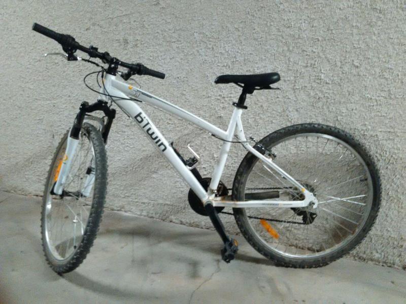 Bicicletta Rockrider 51