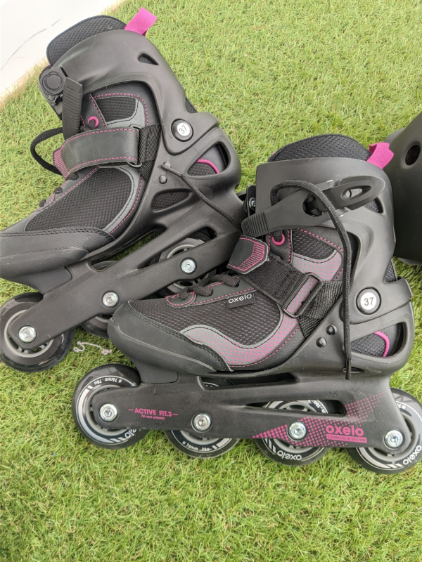 Patines Roller Active Fit.3