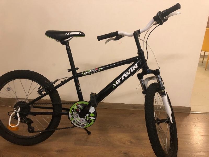 "Bicicleta 20"" B'TWIN Rally Drift model 2015"