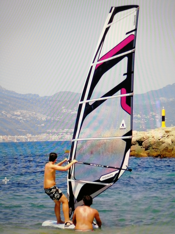 PACK WINDSURF COMPLETO