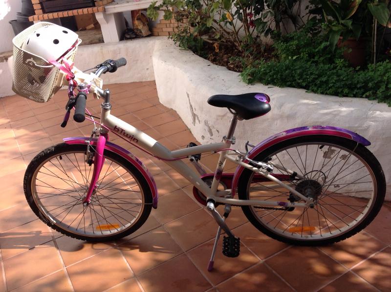 Bicicleta de paseo 6 marchas