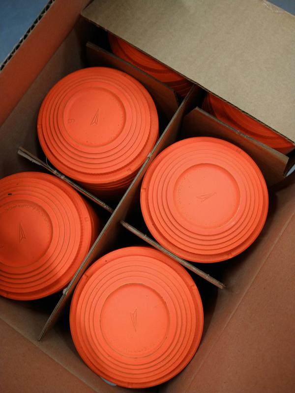 Caja 150 Platos Estándares Tiro Al Plato Laporte