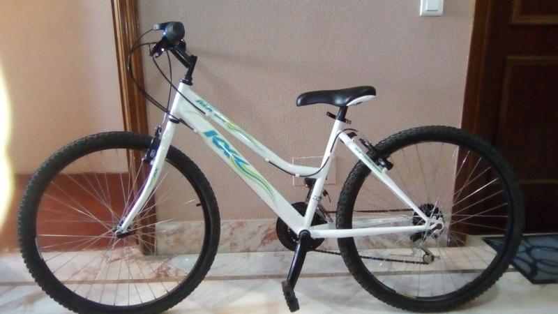 Bicicleta para niña, mujer