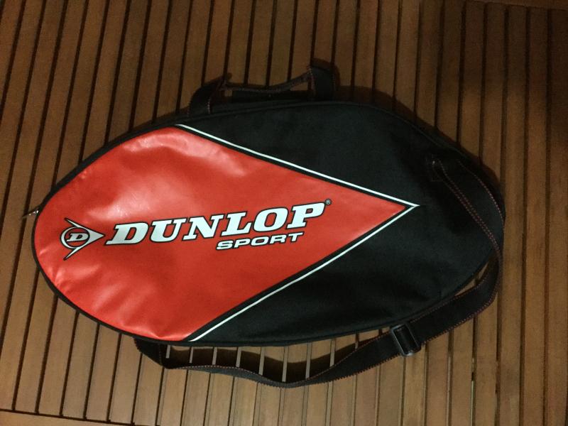 Funda doble de palas de Padel Dunlop