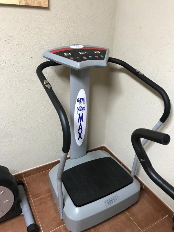 Gym for vibro max