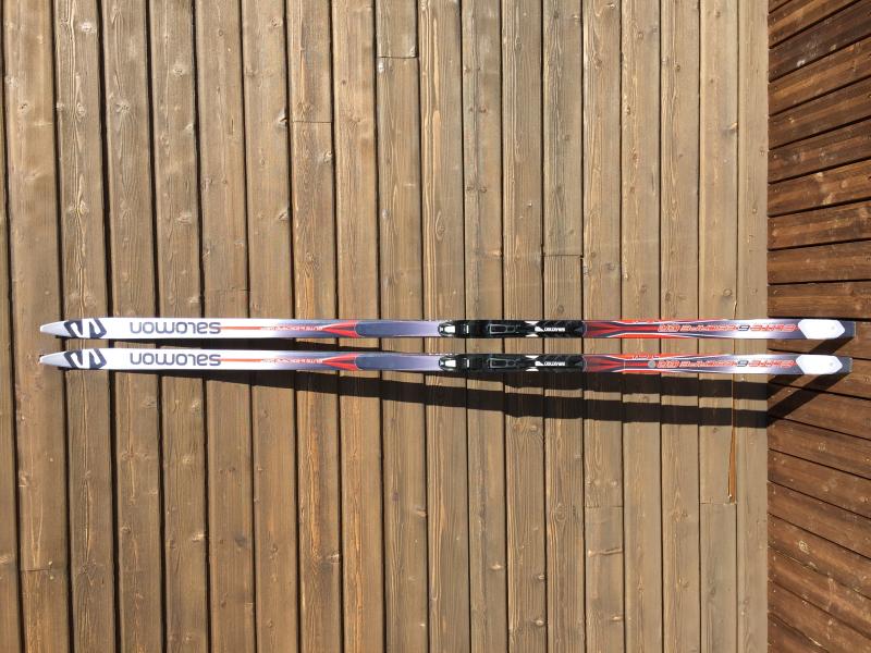 ski de fond SALOMON 205cm