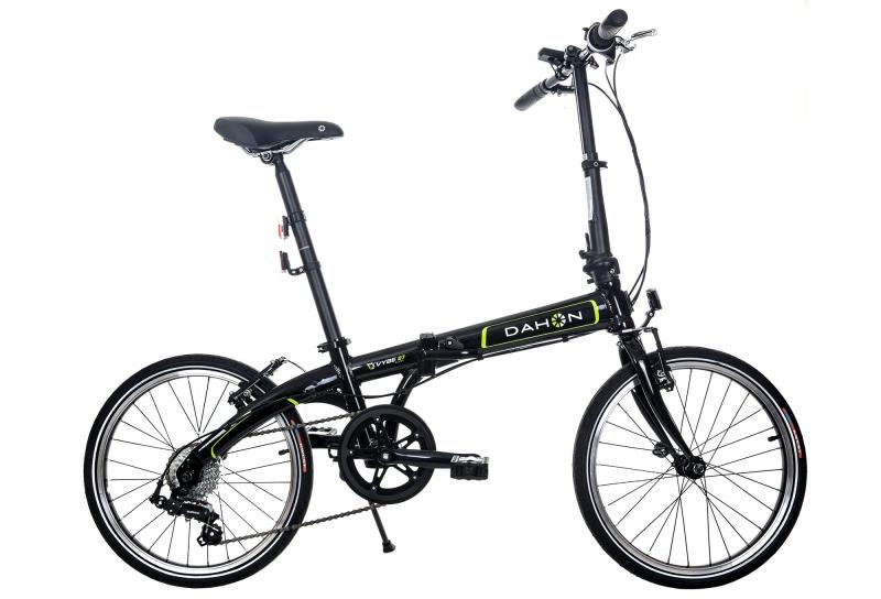 Vélo pliant Dahon vybe D7 noir