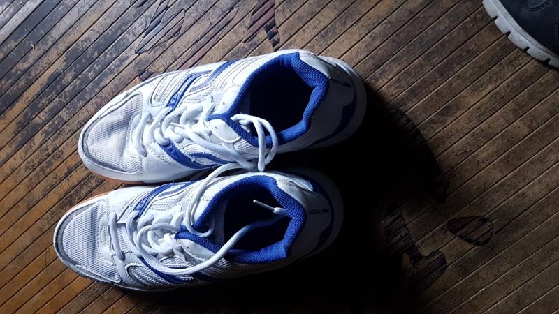 Chaussure de salle