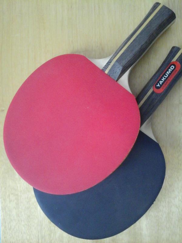 raquette de tennis de table yakumo