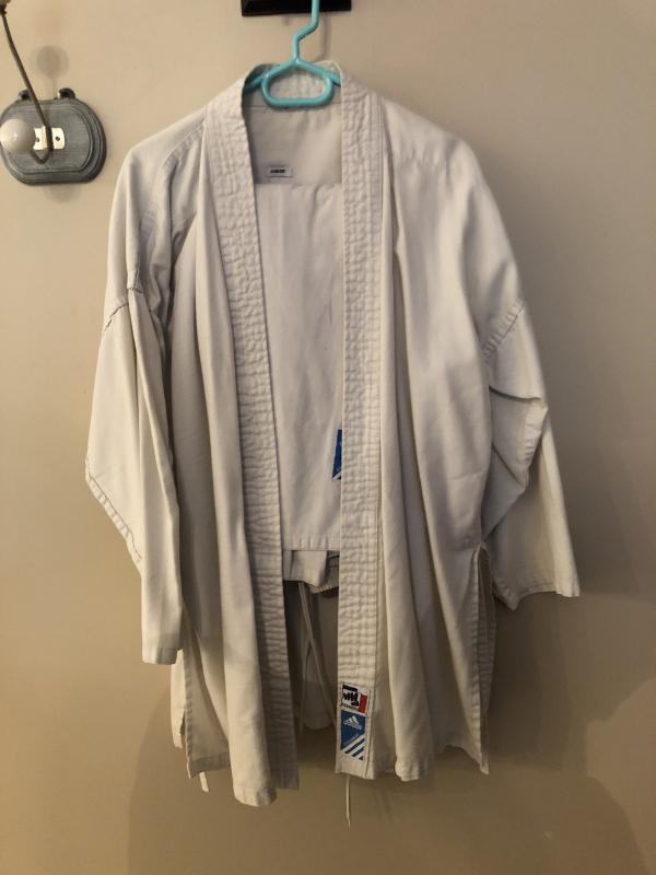 Kimono karaté