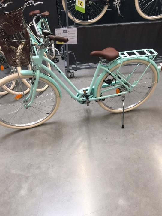 Vélo de ville ELOPS 520