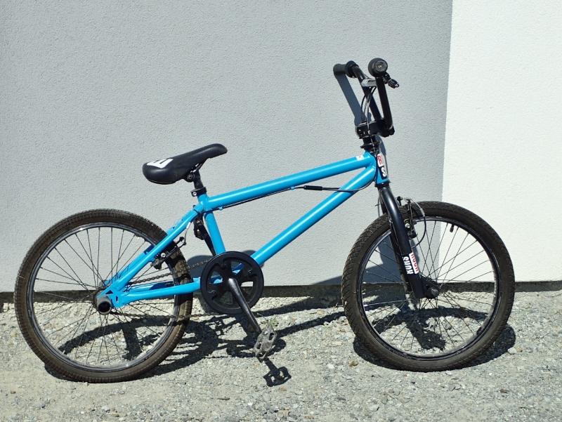 BMX WIPE 320