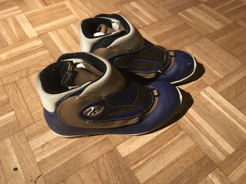 Chaussures ski fond T35