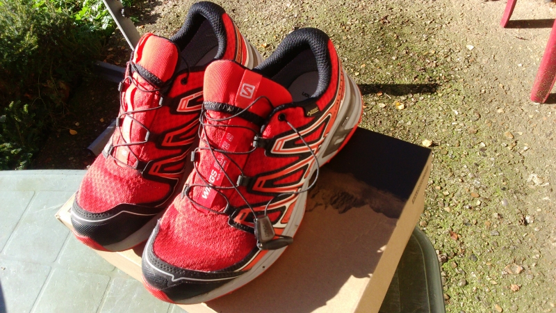 W Flyte Wings trail GTX chaussures 2 N0v8Onmw