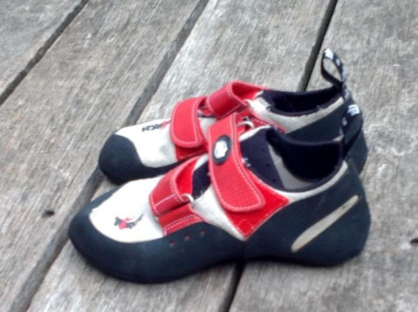 Chaussons escalade red torch 37
