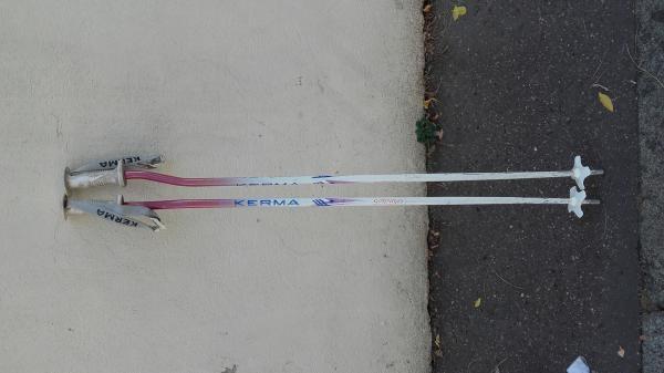 batons ski kerma 115 cms