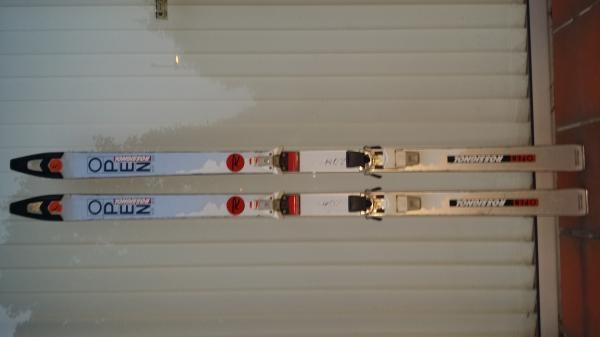 ski semi parabolique