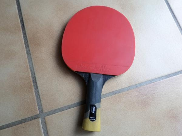 Raquette tennis de table