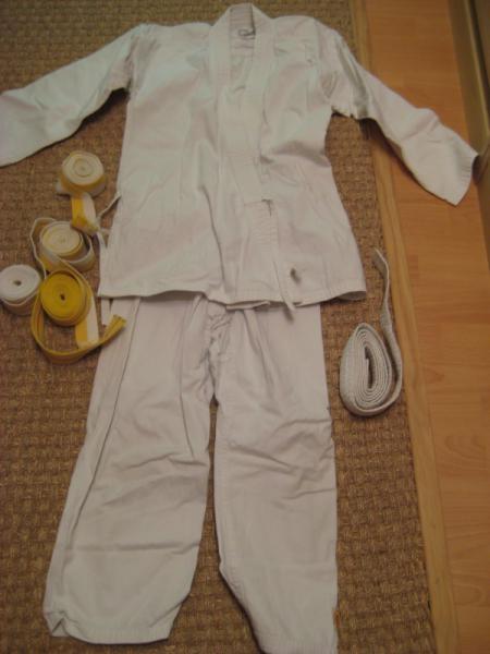 kimono + ceintures
