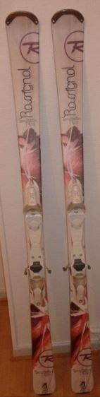 Skis femme