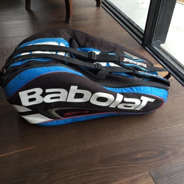 Sac tennis 9 raquettes Babolat Team