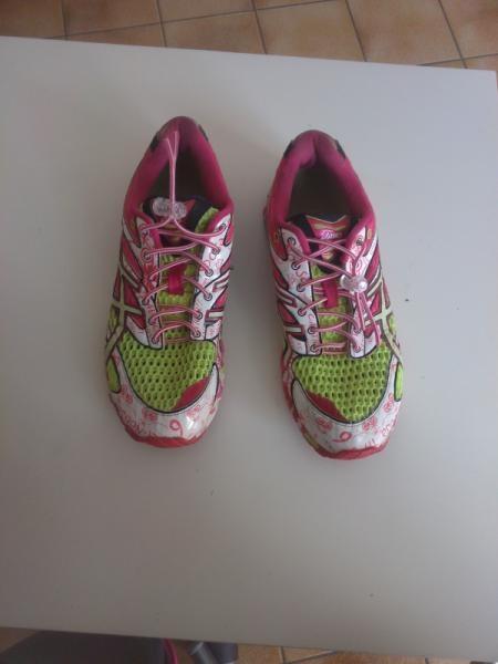 chaussures course à pied noosa tri
