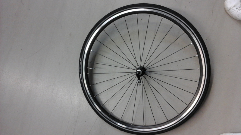 Roues routes 700x28