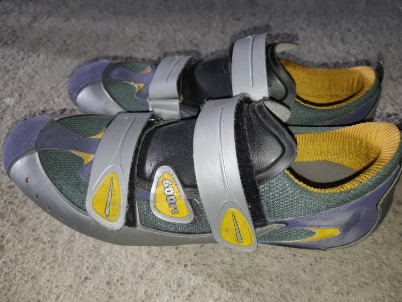 Braderie guetter produit chaud chaussures pour pédales auto route