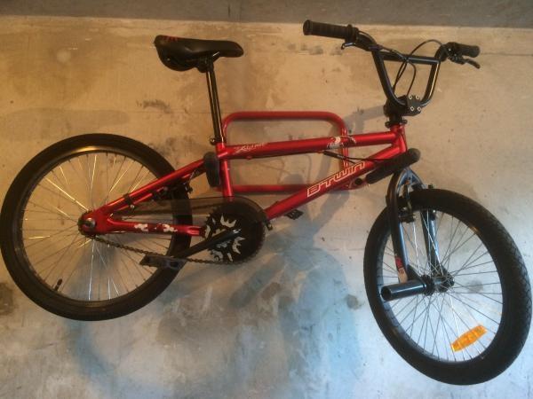 BMX Btwin