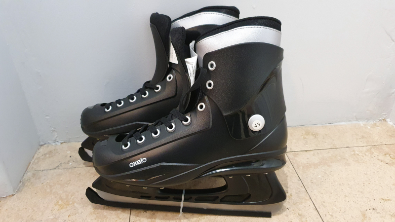 Patin à glace FIT50 noir T43