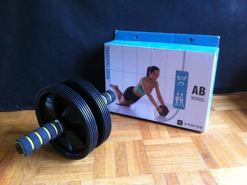 Body training AB WHEEL (Fitness / gainage )