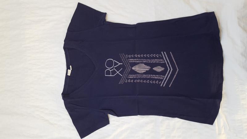 T shirt ROXY bleu