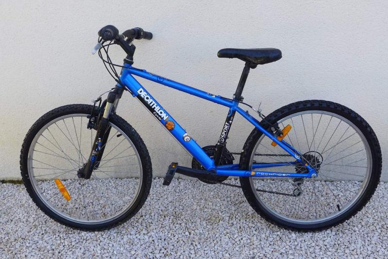 VTT rock rider 520
