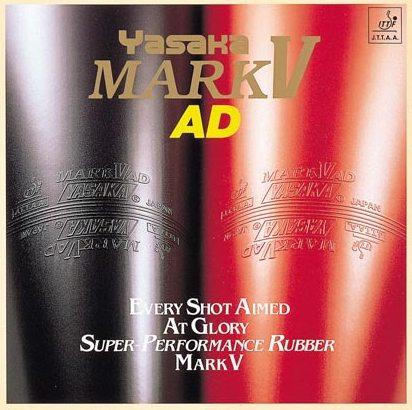 REVETEMENT YASAKA MARK V AD ROUGE 1,8mm 38°