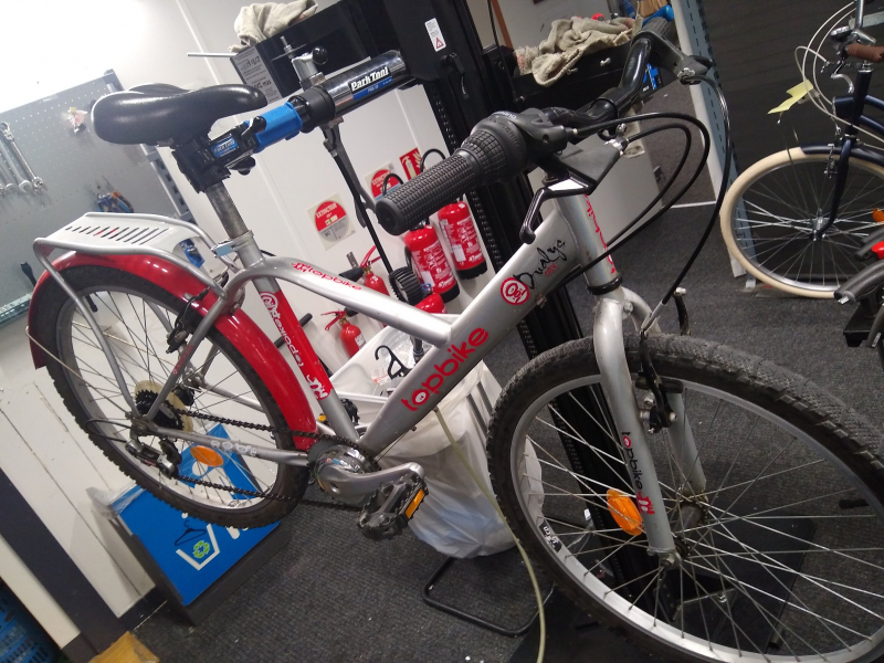 top bike 24 pouce