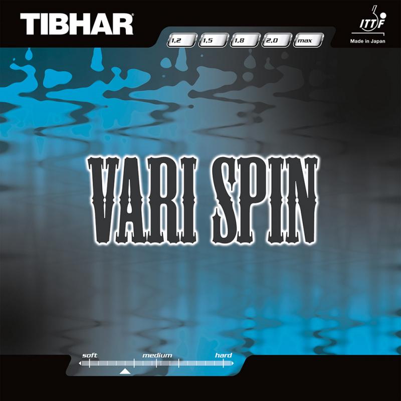 REVETEMENT THIBAR VARI SPIN NOIR 1,8mm 38°
