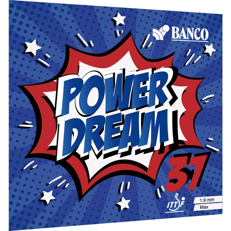 revetement banco powerdream max noir