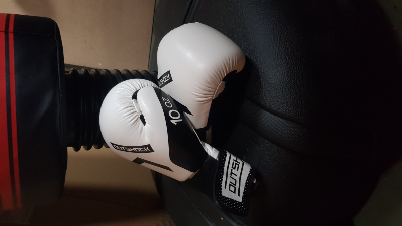 gants de boxe 10 OZ