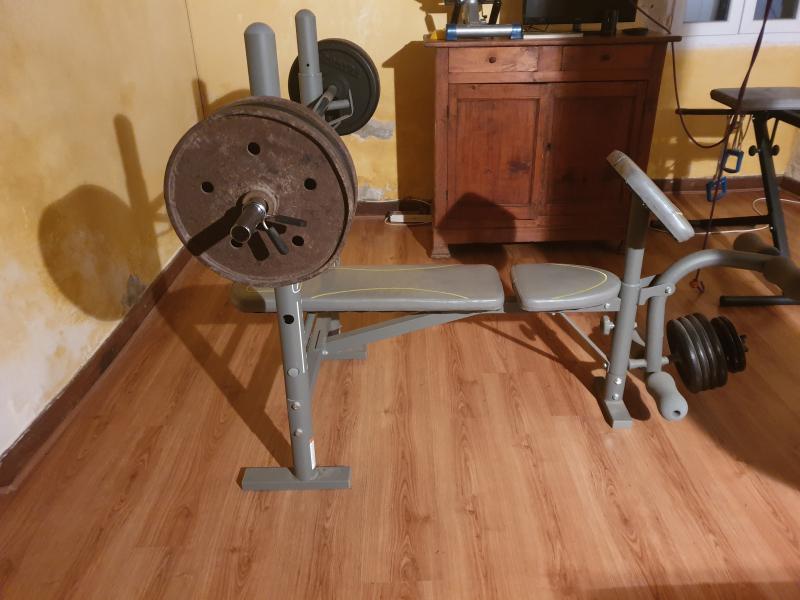 Banc De Musculation Bm160