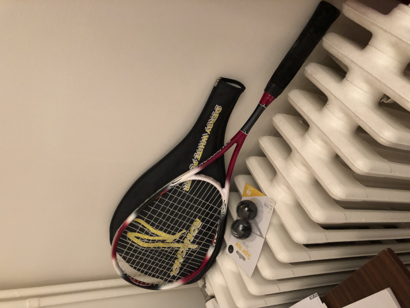 Raquette badminton Rossignol