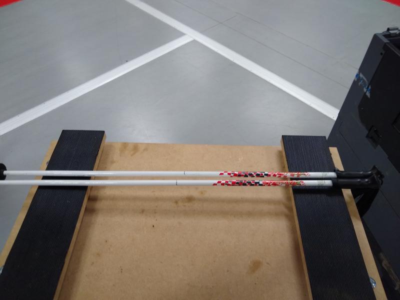 Bâtons de ski 100cm