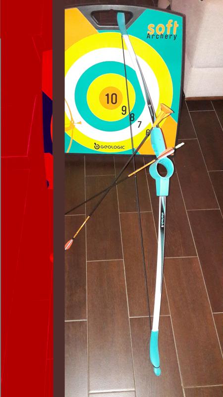 kit tir à l'arc