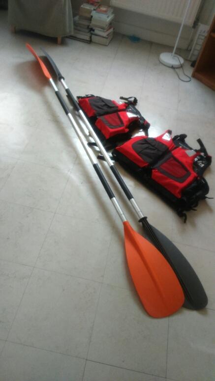 Kayaks hudson New gonflables