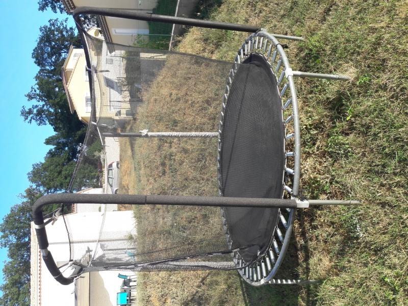 Trampoline MT240